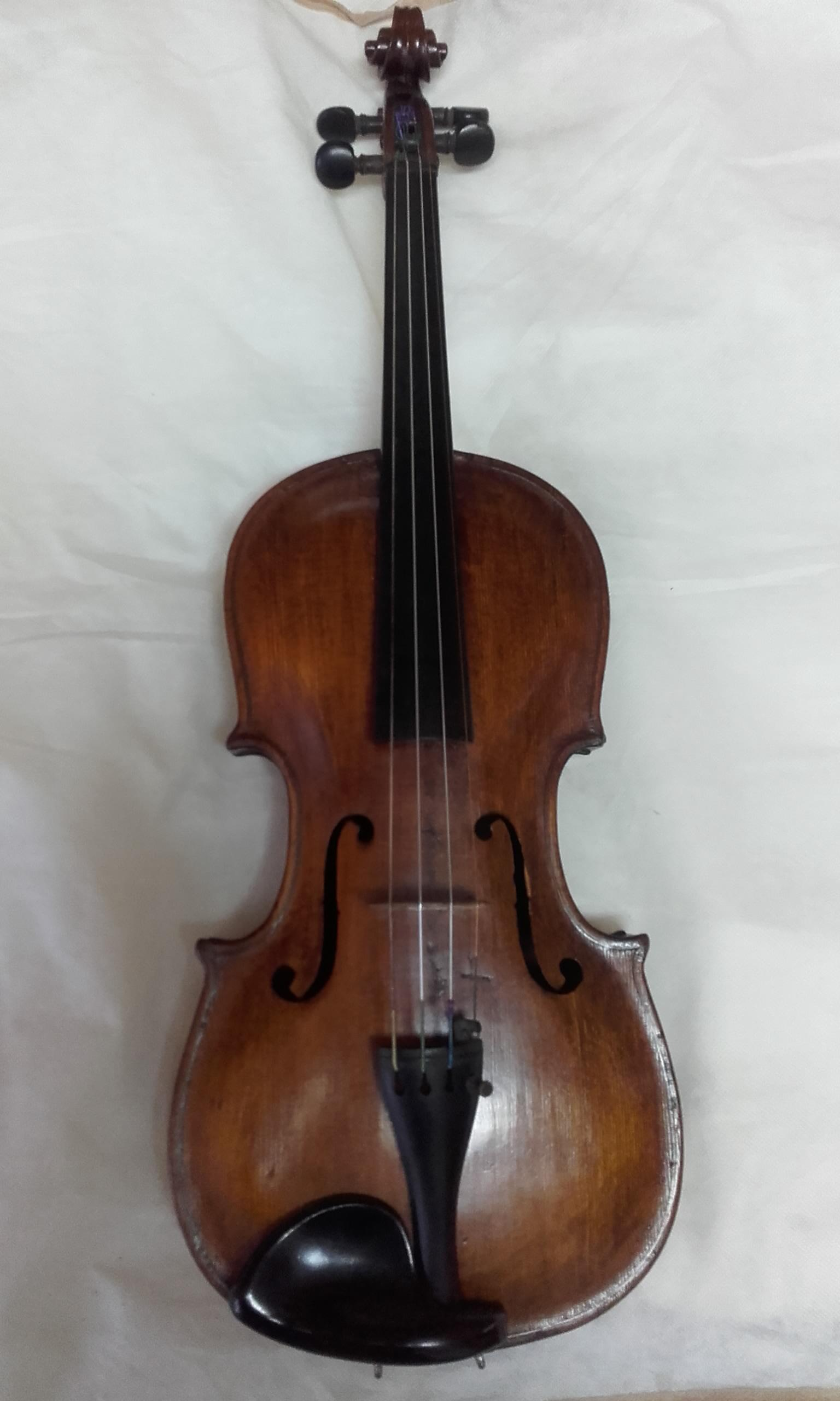 violín antiguo copia J.Stainer