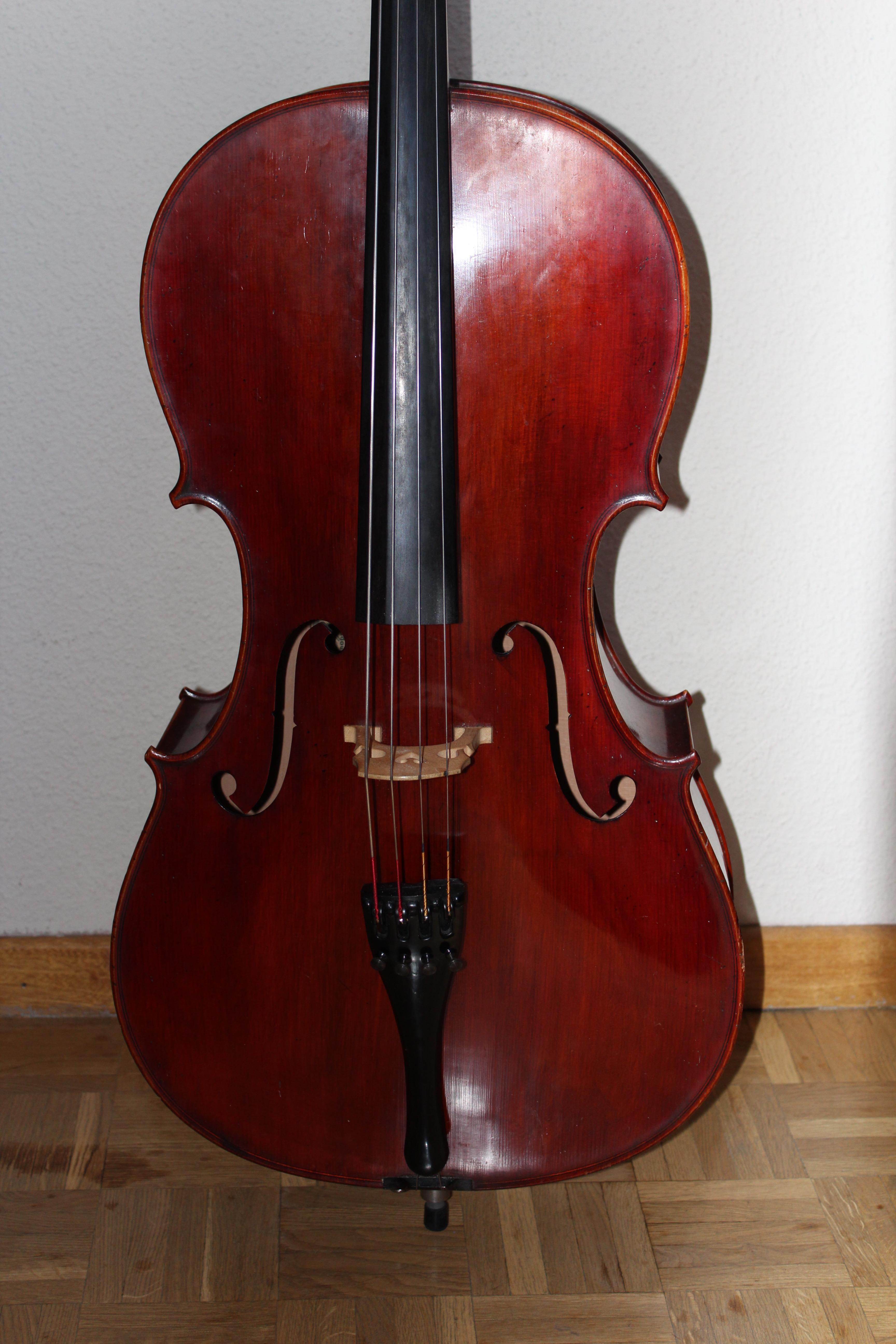 violoncello 3/4 Rudoulf Doetsch