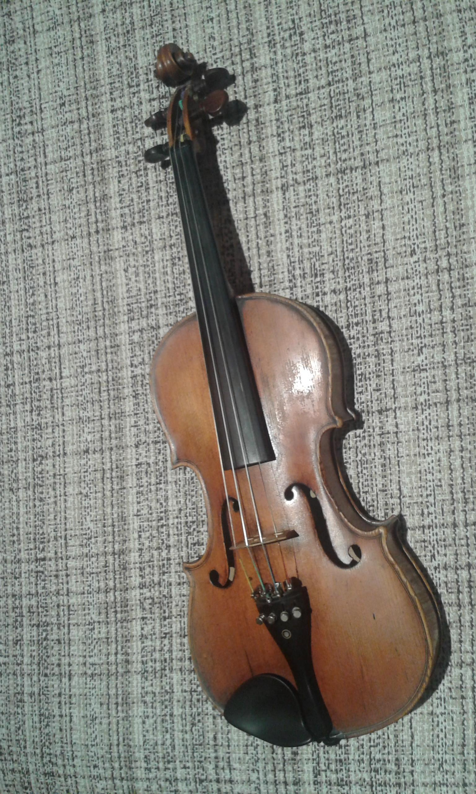 Foto Violin Galiano.violin Moises